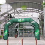 Photo AIRSYSTEMS FRANCE - ARCHE GONFLABLE PERRIER - 7 X 4
