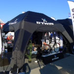 Photo AIRSYSTEMS FRANCE - TENTE GONFLABLE AIRSOLID 5 M X 5 M - B'TWIN  - DECATHLON B'TWIN - AIRSOLID - TENTES GONFLABLES
