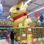 AIRSYSTEMS - FABRICANT DE STRUCTURES GONFLABLES : Mascotte gonflable - Lindt