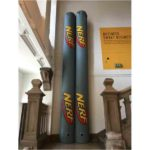 AIRSYSTEMS - Spécialiste Structures gonflables : TOTEMS GONFLABLES : Totem gonflable publicitaire - Nerf