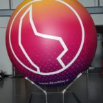 AIRSYSTEMS - Fabricant de structures gonflables : BALLONS ET DIRIGEABLES GONFLABLES : Ballon gonflable - Decathlon Kiprun