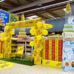 PLV gonflable - Bouteille gonflable Schweppes